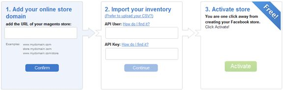 Import a store to Facebook | StoreYa