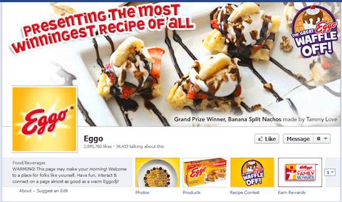 Eggo Waffle Off Winner