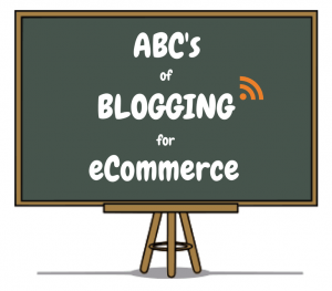 Blogging for eCommerce