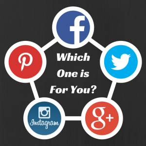 Which Social Media Network is Right for You