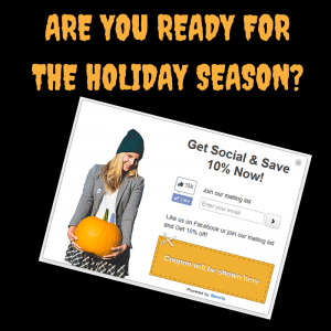 Get your ecommerce store prepared for the holiday season