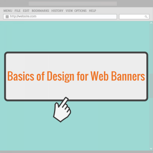 Basics of Design for Web Banners