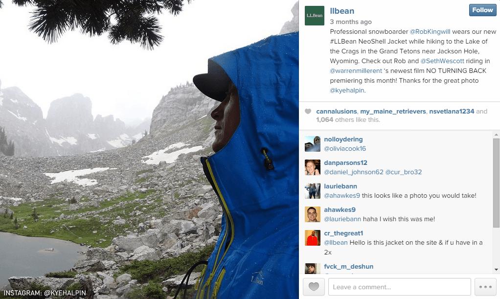 Instagram niche product marketing