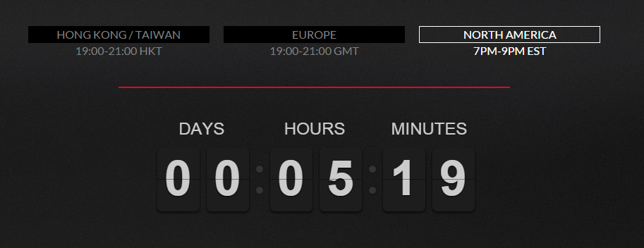 oneplus one countdown