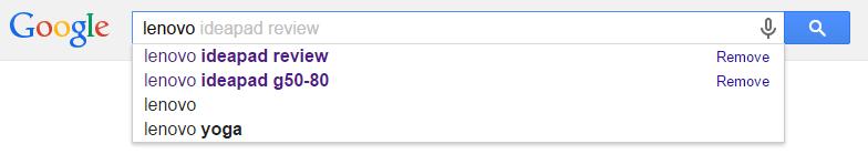 google search autofill seo