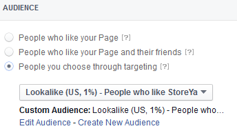 audience boost post