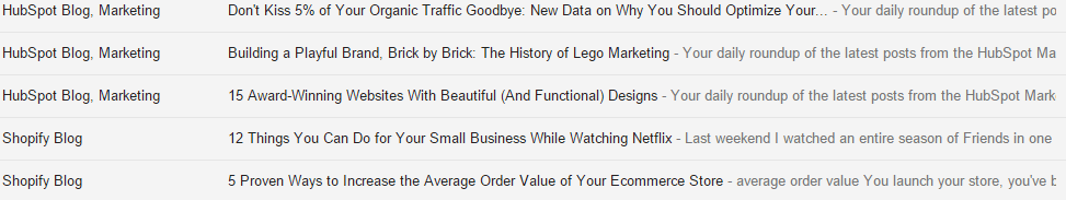 numbers for best email subject lines