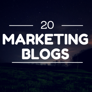 20 of the Best Marketing Blogs to Read