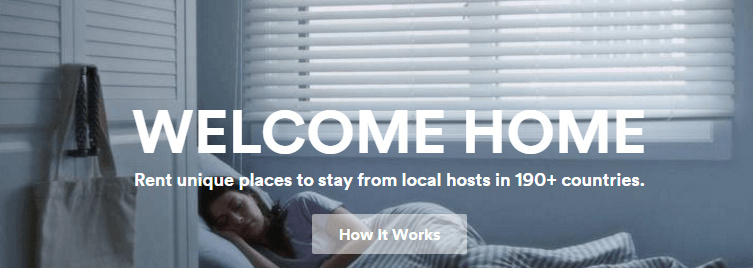 How Air BnB uses emotion to increase its conversion rate