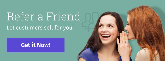 Refer a friend app