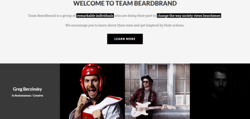 Beardbrand uses content to increase loyalty