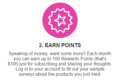 getting feedback via customer loyalty program