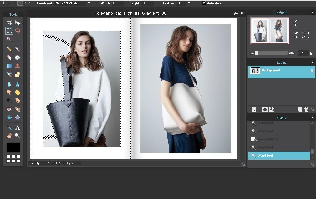 Removing Image Backgrounds Without Photoshop