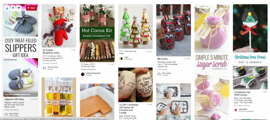holiday season content ideas for online stores
