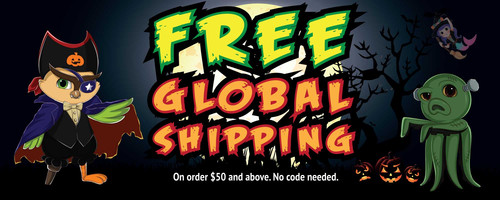 Free Shipping Display Ad Example