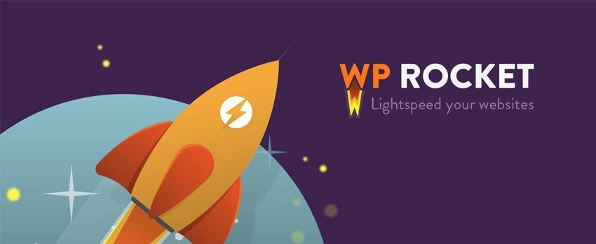 WP Rocket WP Plugin Logo
