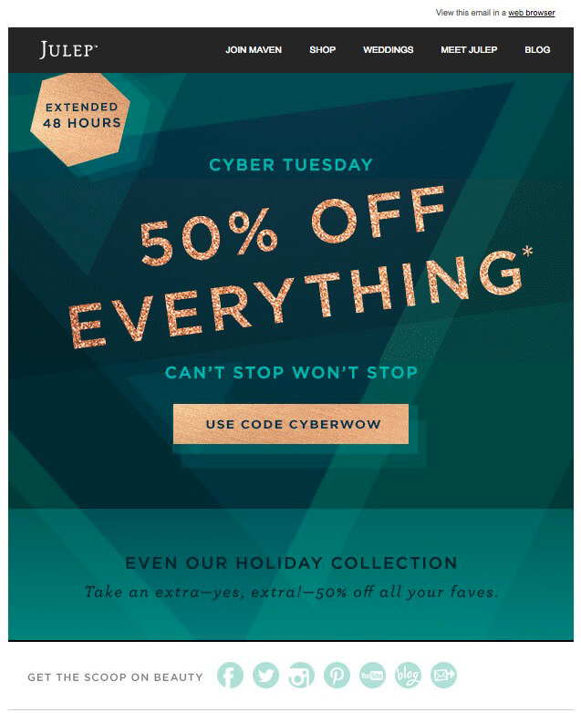 Black Friday and Cyber Monday Promotion Ideas