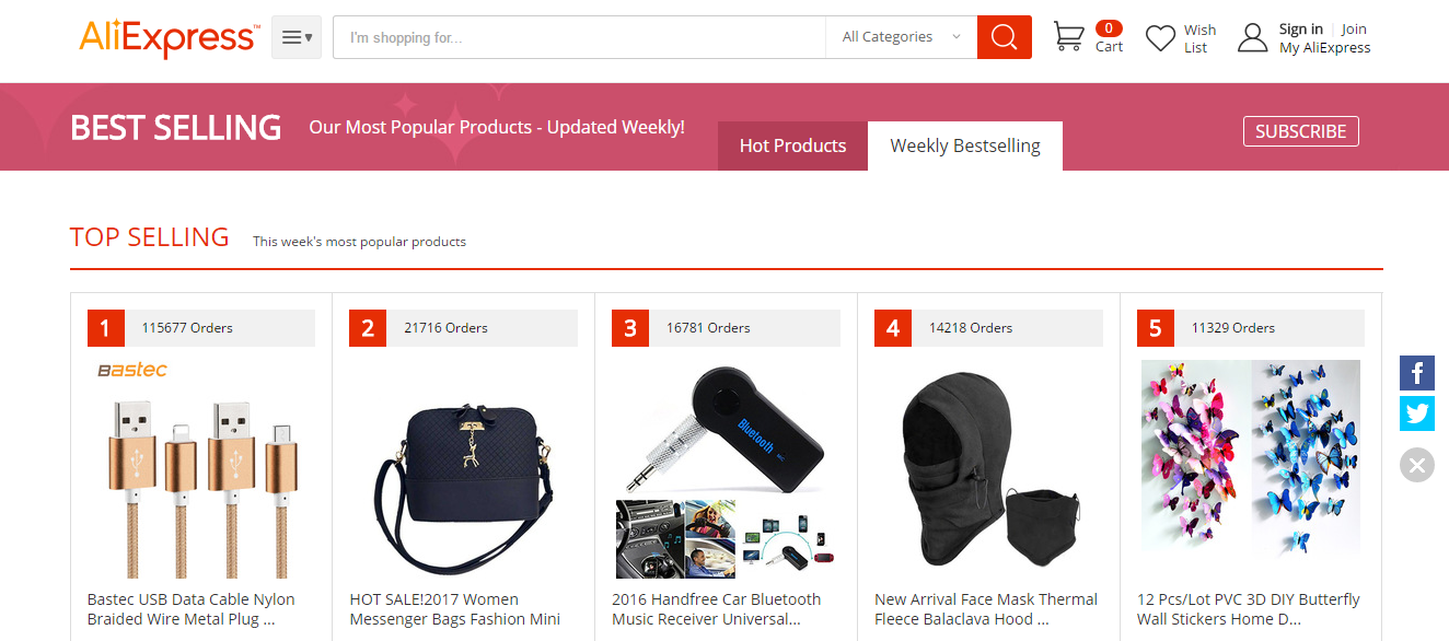 AliExpress Survival Guide: Finding the Right Supplier
