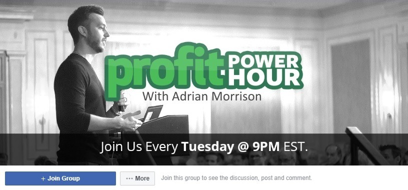 profit power house facebook group for eCommerce 2