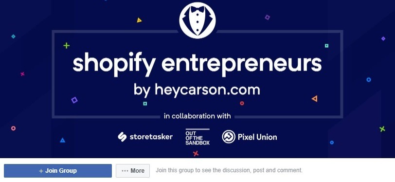 shopify entrepreneurs facebook group 444