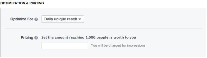 Facebook bidding strategy