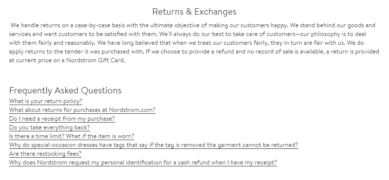 The Right Way To Handle Refunds