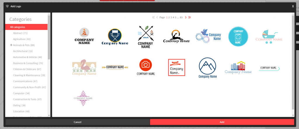 free logo making tool for ecommerce