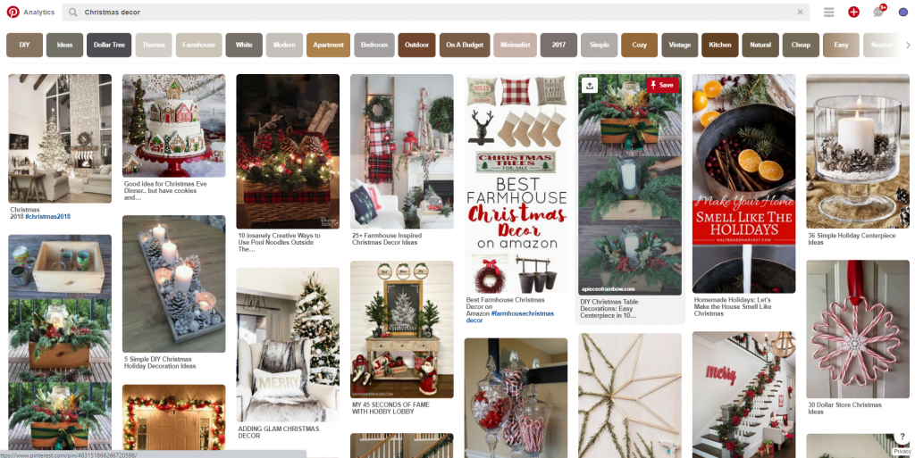 christmas product ideas on Pinterest