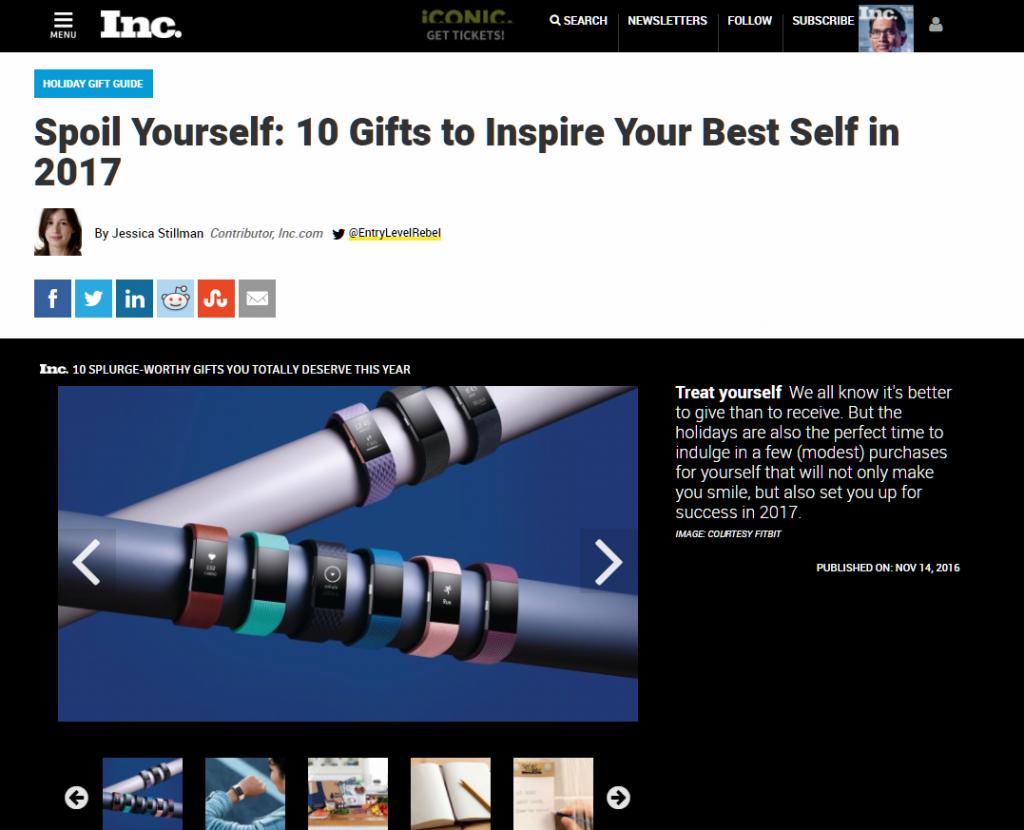 self-gifting tips