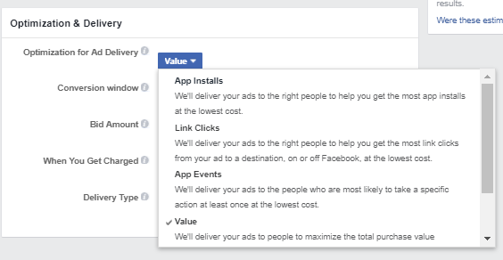 How to Set Up Facebook Value Optimization