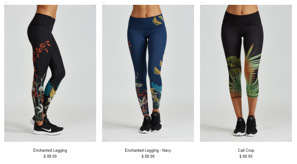 best yoga pants store
