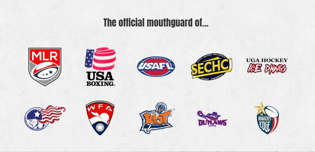 impact mouth guard sports teams