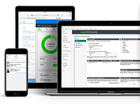 cloud and software accounting program