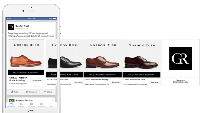 Facebook Dynamic Product Ads