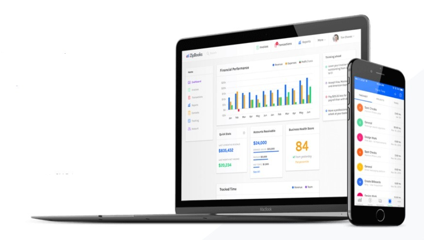easy-to-use accounting platform