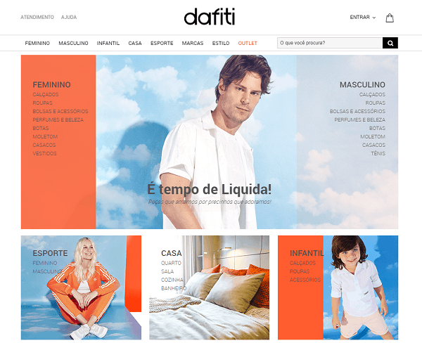 dafiti Brazilian marketplace