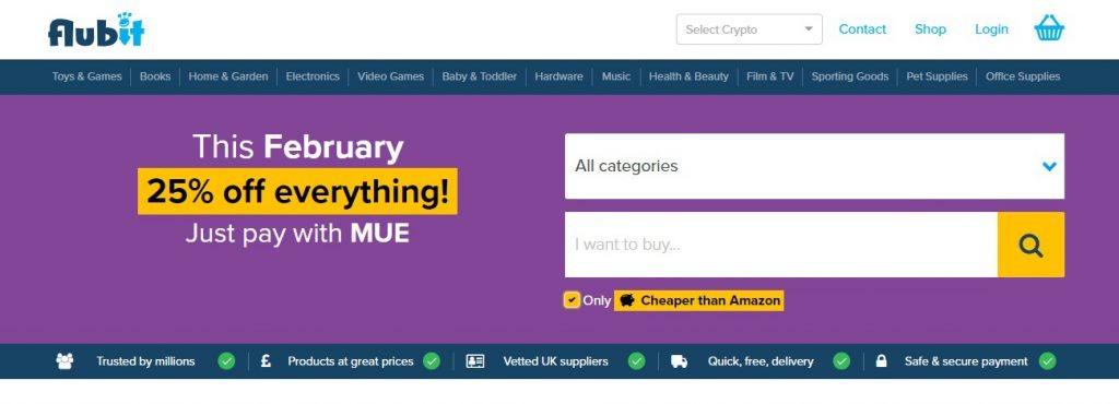 UK-based marketplace Flubit