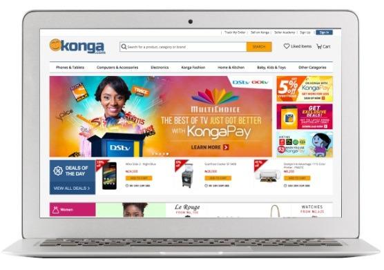 product markerplace Konga