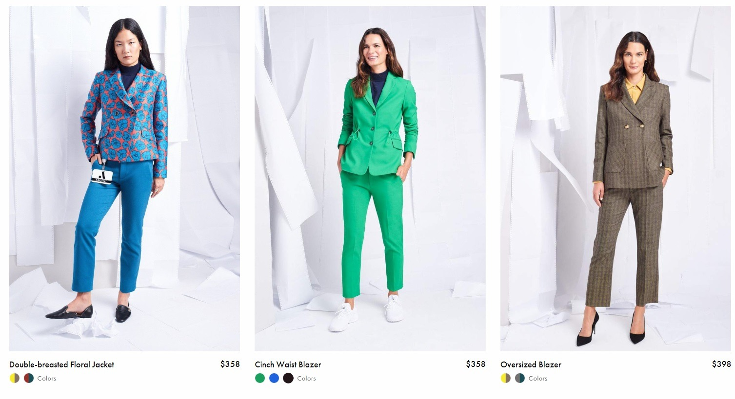 online clothing store for work clothes for women