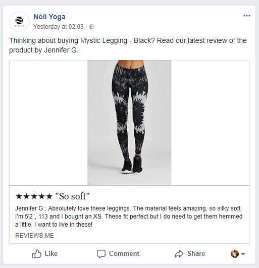 facebook ads for ecommerce