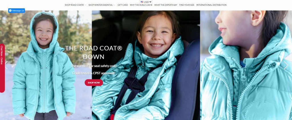 onekid online store for kids coats