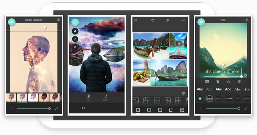 Pixlr mobile app