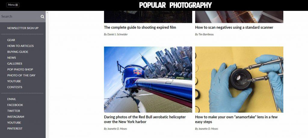 popular photography magaziner