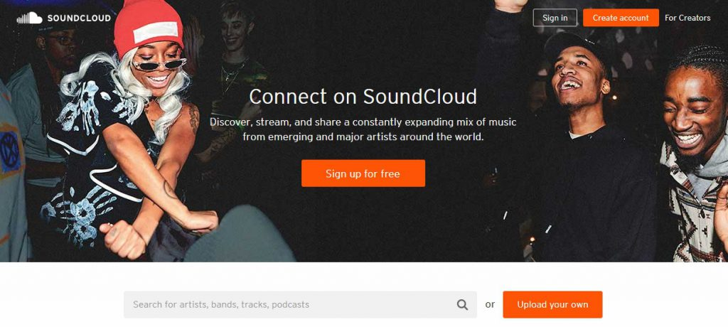 soundcloud free music downloads