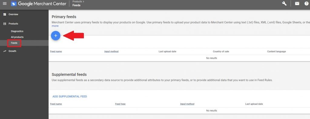 how to create product feed for google shopping