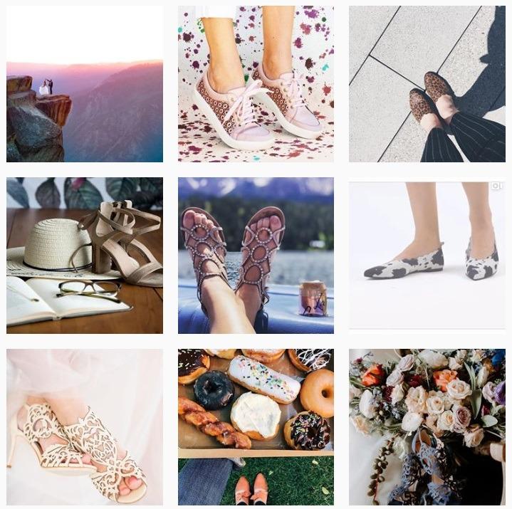 eCommerce Instagram account example klubnico