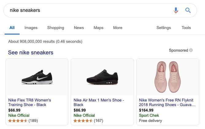 google shopping campaign branded keywords