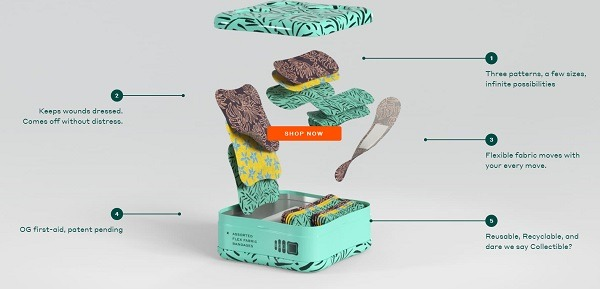 welly ecommerce product animation