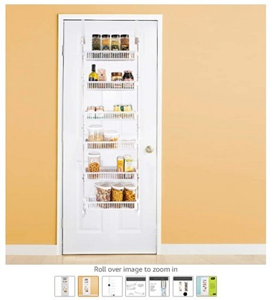 can organizer for doors example amazon