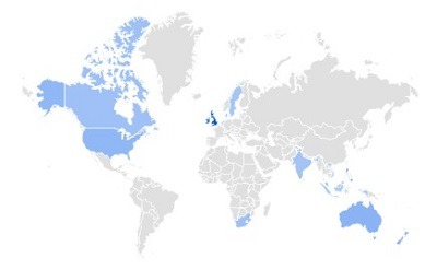 puffy sleeve top google trending product per region
